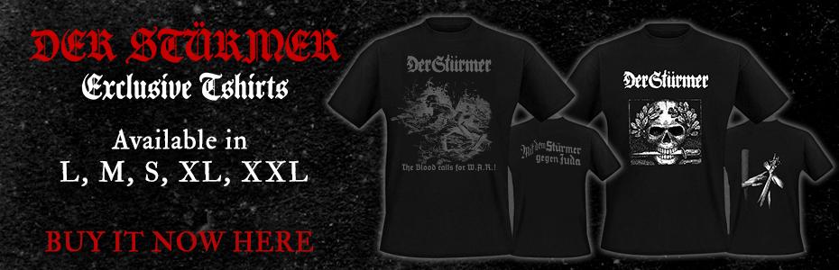 Der Stürmer Exclusive Tshirts