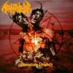 Abominator Damnations cd