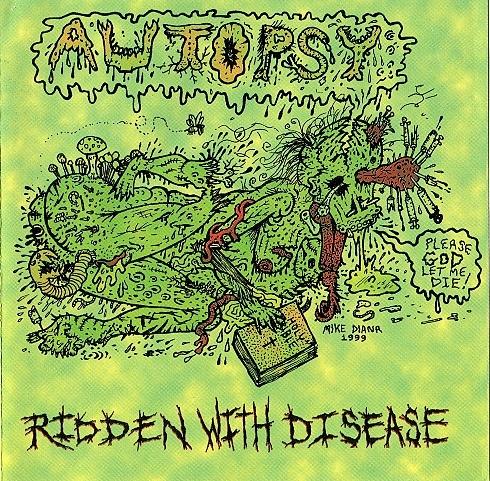 Autopsy ridden