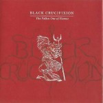 BLACK CRUCIFIXION The Falle