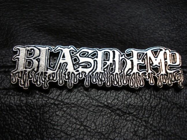 Blasphemy old logo