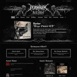 Death-Rune-Records-Website
