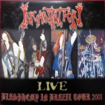 Incantation ‎– Blasphemy In Brazil Tour 2001 1