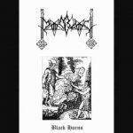Moonblood Black Horns cd