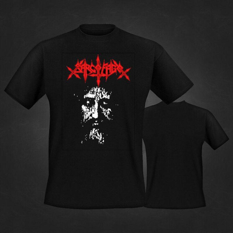 Sarcofago Christs Death t-shirt