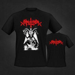 Sarcofago Goat t-shirt