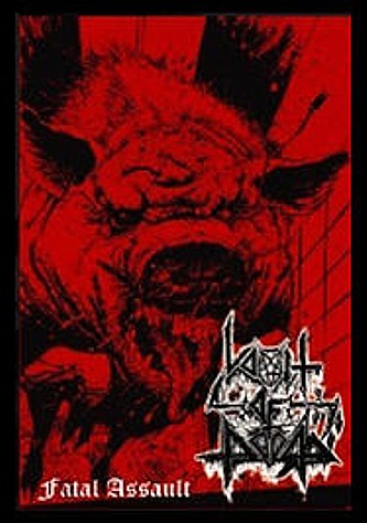 Vomit of doom cover