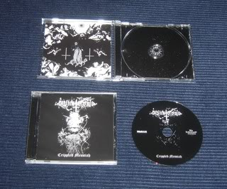 Witchtomb CD