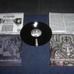 NECROPLASMA  Sit Gloria Domini In Saecvlvm   LP 2
