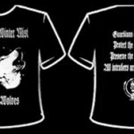 OPERATION WINTER MIST  Arctic Wolves  DTR T-SHIRT 1