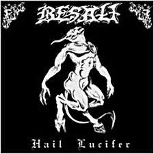 BESATT  Hail Lucifer, LP 1
