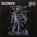 DECAYED / URN  The Nameless Wrath / Morbid Death,..