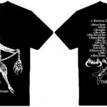SABBAT / METALUCIFER  Bolivian Demonslaught,  T-SHIRT 1