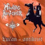 MANIAC BUTCHER  Lucan Antikrist, CD 1