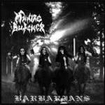 MANIAC BUTCHER  Barbarians, CD w/slipcase 1