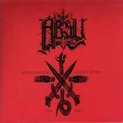 ABSU  Mythological Occult Metal 1991 2001, Digipa…  CD 1