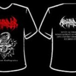 ABOMINATOR  The Eternal COnflagration,  T-SHIRT 1