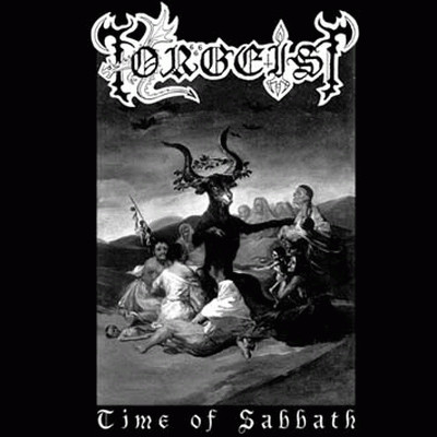 TORGEIST  Time of Sabbath  CD 1