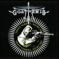 GOATPENIS – Trotz Verbot , Nicht Tot CD repress