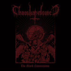 CHAOSBAPHOMET The Black Communion 7``EP