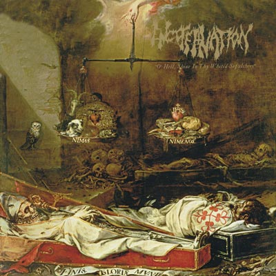 Encoffination – O' Hell, Shine In Thy Whited Sepulchres