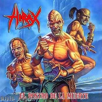 Hirax  El Rostro