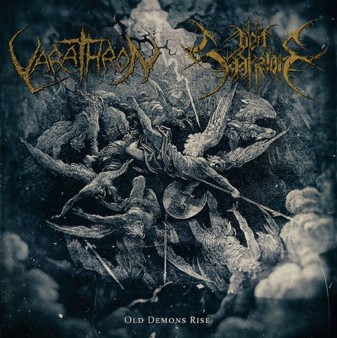 VARATHRON  DEN SAAKALDTE – cover