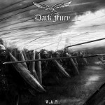 DARK FURY - W.A.R. - cd