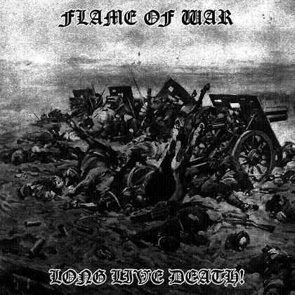 FLAME OF WAR – Long Live Death! – CD
