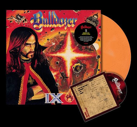 Bulldozer IX lp