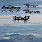 Benighted in Sodom_Nocturnal Depression_Deathrow ‎– Dismal Empyrean Solitude
