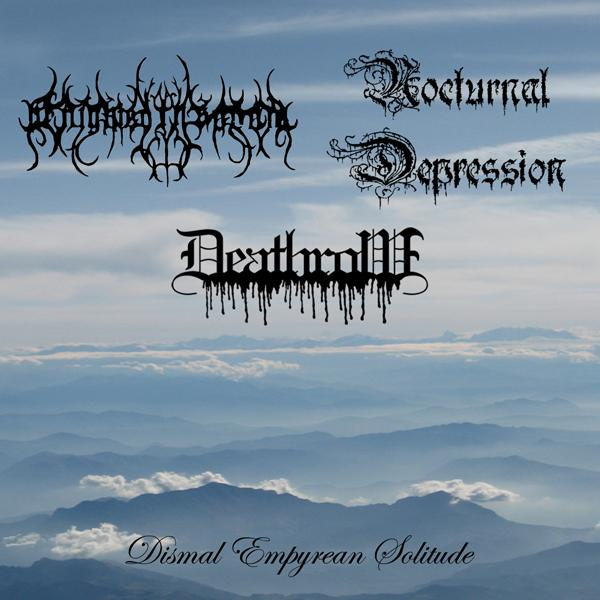 Nocturnal depression hand