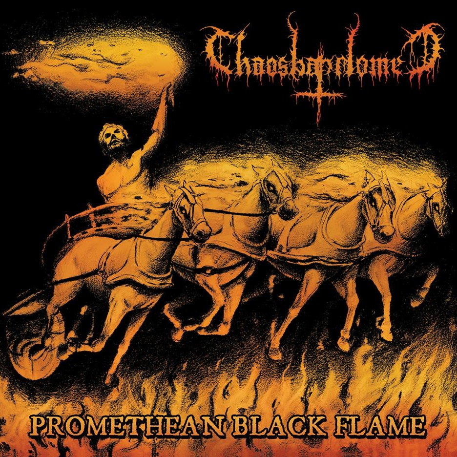 Chaosbaphomet cover