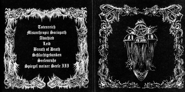 Deathrune Descending Darkness Seelenruhe Cd