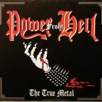Power from hell the true metal