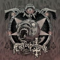 "TERRORHAMMER – ""Under The Unholy Command""  CD"