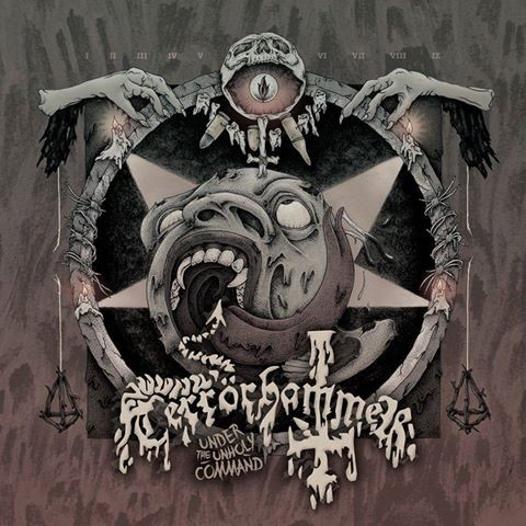 Terrorhammer album cover