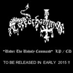 """TERRORHAMMER – """"Under The Unholy Command"""" LP / CD  OUT IN 2015!"""