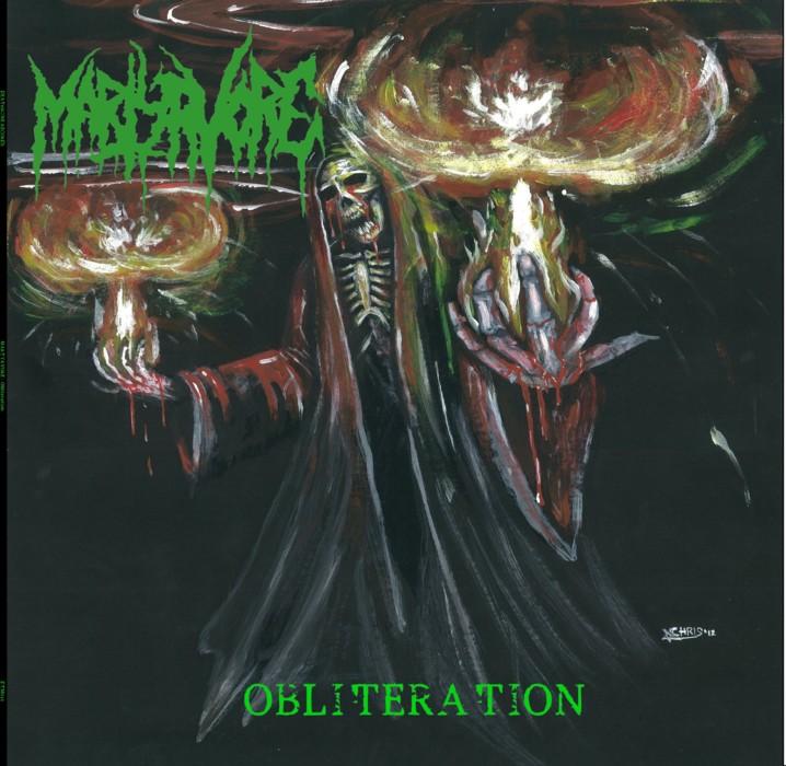 Martyrvore LP
