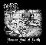 OHTAR – Human Fuel Of Death LP