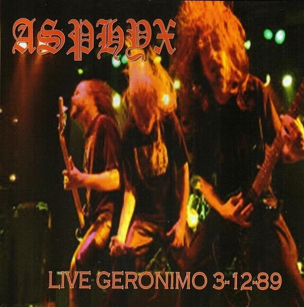 Asphyx (2)  Evoker (2)  Swazafix – Holland Death Cult