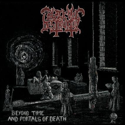 Black Vul Destruktor ‎– Beyond Time And Portals Of Death