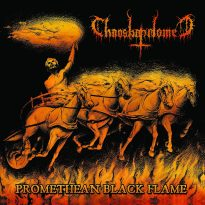 CHAOSBAPHOMET – Promethean Black Flame LP