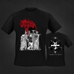 Crucifier Unparalleled Majesty  t-shirt