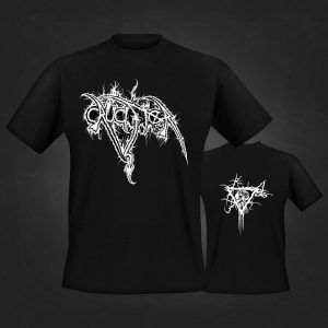 Crucifier logo t-shirt