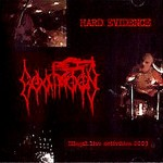 Goatmoon hard evidence digipack