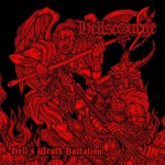 HELLSCOURGE Hell's wrath battalion CD