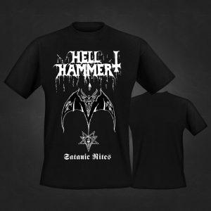 Hellhammer SR  t-shirt
