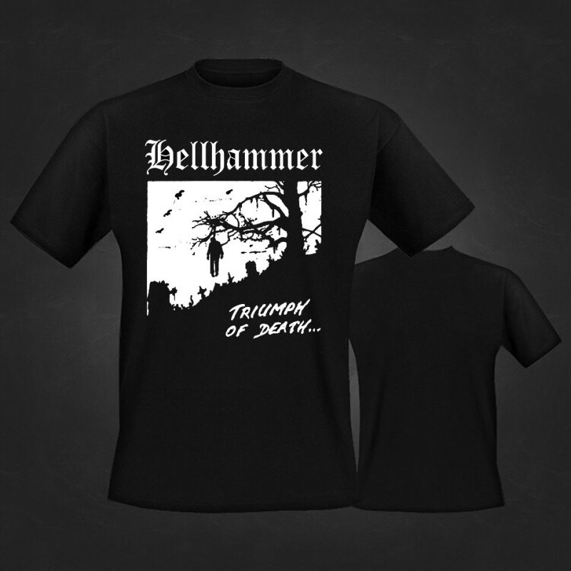 Hellhammer ToD  t-shirt
