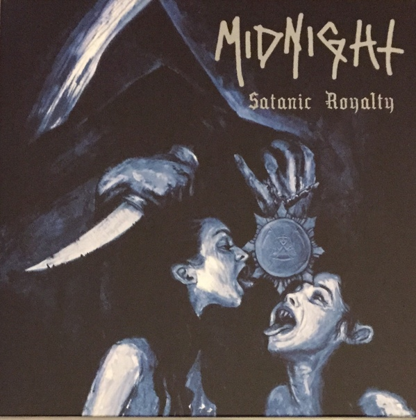 Midnight – Satanic R  clear